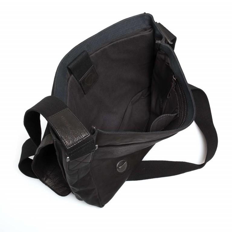 Strellson Upminster Messenger LH Black, Farbe: schwarz, Marke: Strellson, EAN: 4053533404230, Abmessungen in cm: 40.0x32.0x10.0, Bild 3 von 4
