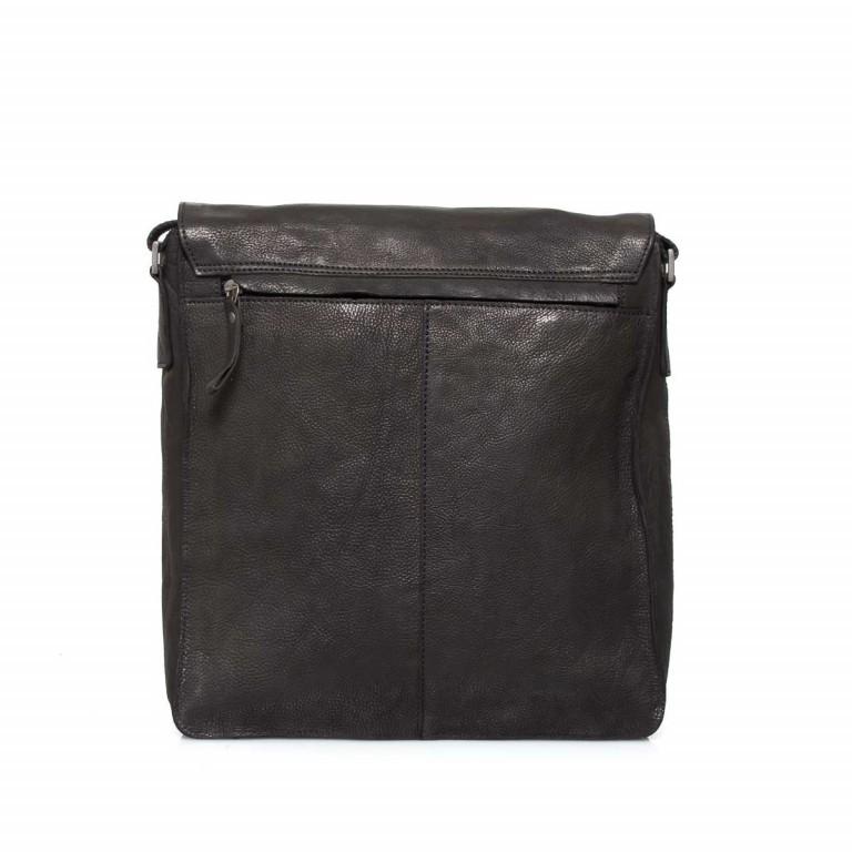 Strellson Upminster Messenger MV Black, Farbe: schwarz, Marke: Strellson, EAN: 4053533404308, Abmessungen in cm: 30.0x31.0x8.0, Bild 2 von 4