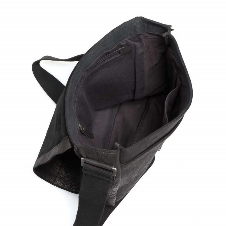 Strellson Upminster Messenger MV Black, Farbe: schwarz, Marke: Strellson, EAN: 4053533404308, Abmessungen in cm: 30.0x31.0x8.0, Bild 3 von 4