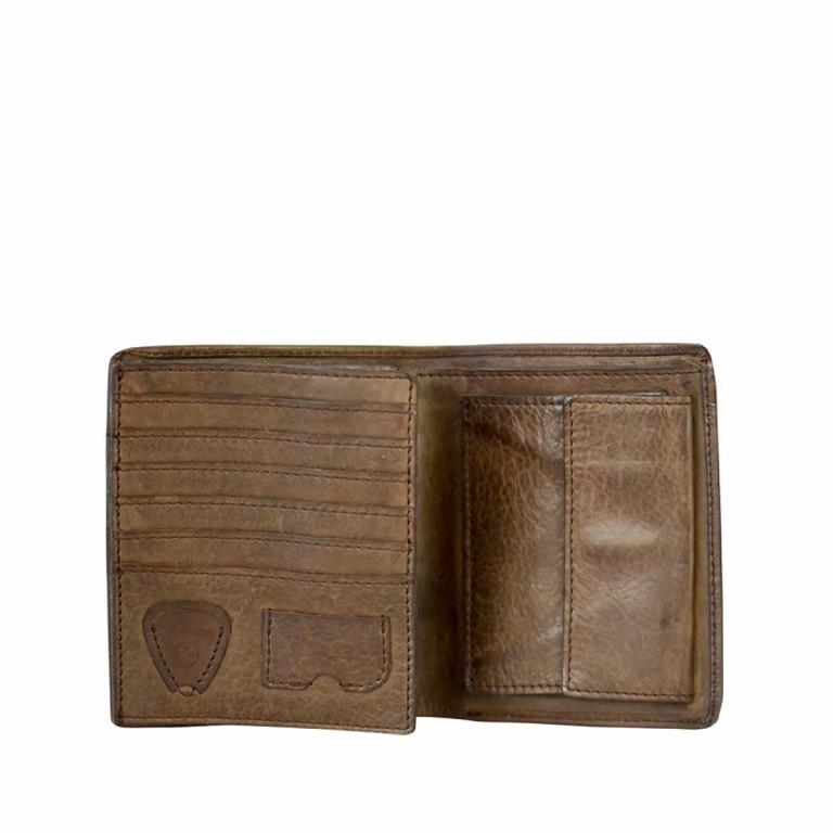 Strellson Upminster Billfold V12 Dark Brown, Farbe: braun, Marke: Strellson, EAN: 4053533404568, Abmessungen in cm: 12.5x10.0x2.5, Bild 2 von 2