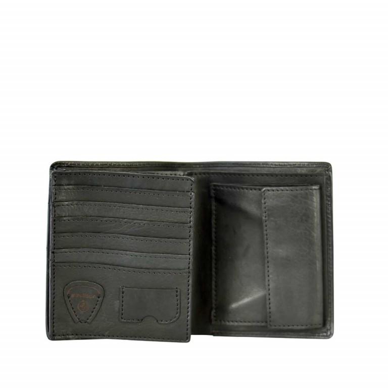 Strellson Upminster Billfold V12 Black, Farbe: schwarz, Marke: Strellson, EAN: 4053533404582, Abmessungen in cm: 12.5x10.0x2.5, Bild 2 von 2