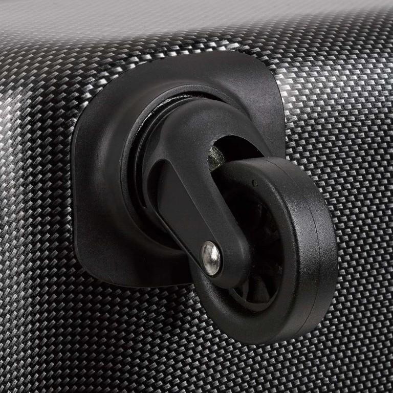 Loubs Tech Spinner-Trolley 4 Rollen M 67cm Schwarz, Farbe: schwarz, Marke: Loubs, Abmessungen in cm: 44.0x67.0x25.0, Bild 5 von 5