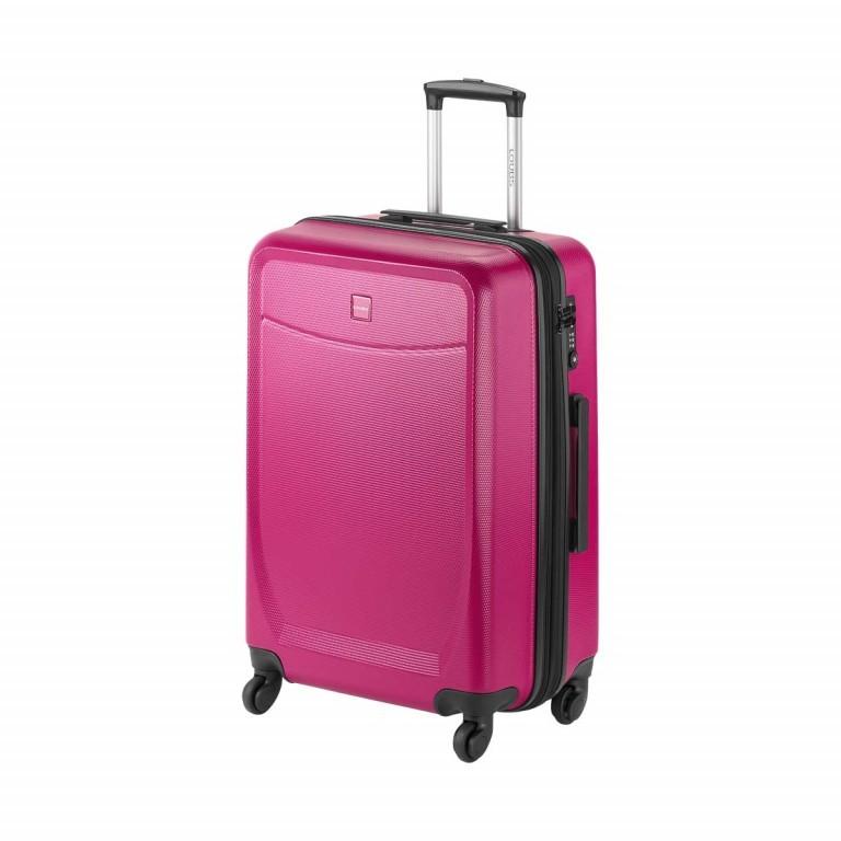 Loubs Trolley 4-Rollen Brisbane 76cm Pink, Farbe: rosa/pink, Marke: Loubs, Abmessungen in cm: 50.0x76.0x27.0, Bild 2 von 5