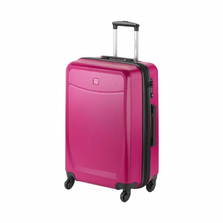 Loubs Trolley 4-Rollen Brisbane 66cm Pink, Farbe: rosa/pink, Marke: Loubs, Abmessungen in cm: 44.0x66.0x27.0, Bild 2 von 5