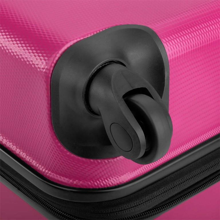 Loubs Trolley 4-Rollen Brisbane 76cm Pink, Farbe: rosa/pink, Marke: Loubs, Abmessungen in cm: 50.0x76.0x27.0, Bild 5 von 5