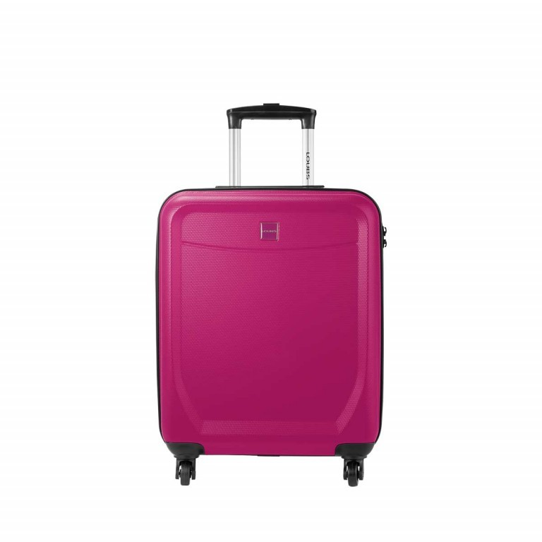 Loubs Trolley 4-Rollen Brisbane 55cm Pink, Farbe: rosa/pink, Manufacturer: Loubs, Dimensions (cm): 40.0x55.0x20.0, Image 1 of 5