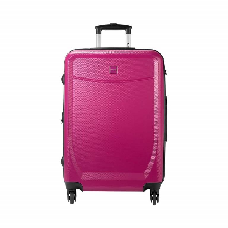 Loubs Trolley 4-Rollen Brisbane 66cm Pink, Farbe: rosa/pink, Marke: Loubs, Abmessungen in cm: 44.0x66.0x27.0, Bild 1 von 5