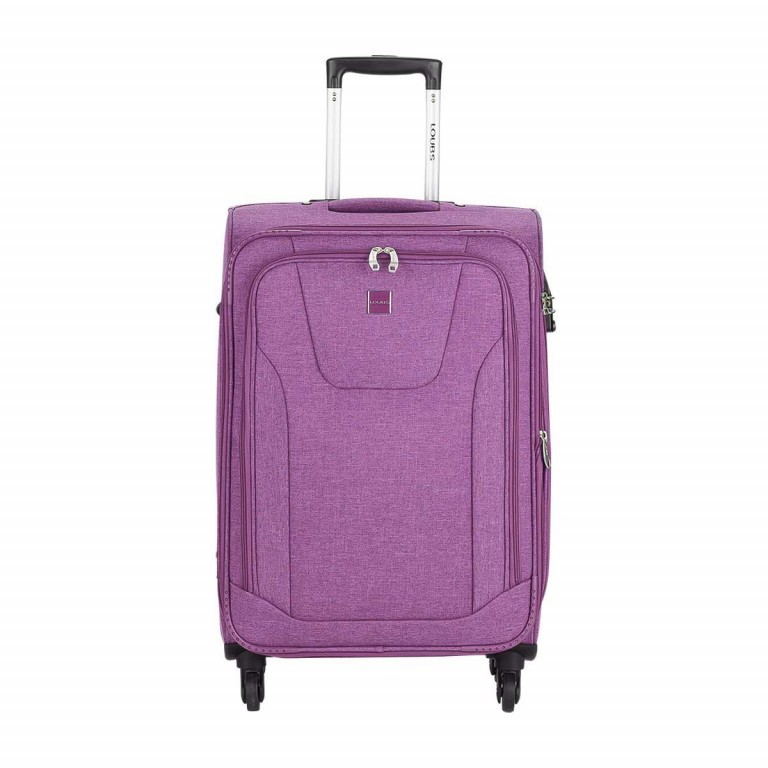 LOUBS Trolley Townsville 65cm Lila, Farbe: flieder/lila, Manufacturer: Loubs, Dimensions (cm): 41.0x65.0x26.0, Image 1 of 6
