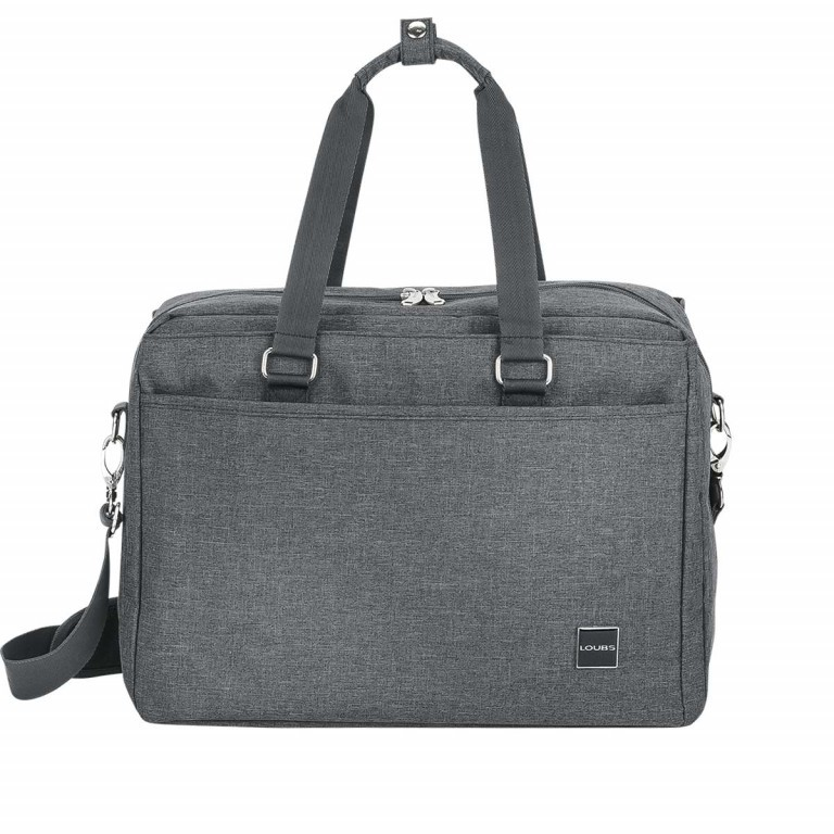 LOUBS Boardcase Townsville 41cm Anthra, Farbe: anthrazit, Manufacturer: Loubs, Dimensions (cm): 41.0x29.0x19.0, Image 1 of 4