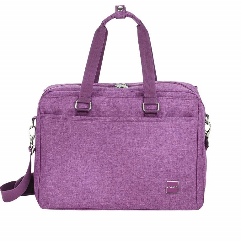 LOUBS Boardcase Townsville 41cm Lila, Farbe: flieder/lila, Manufacturer: Loubs, Dimensions (cm): 41.0x29.0x19.0, Image 1 of 4