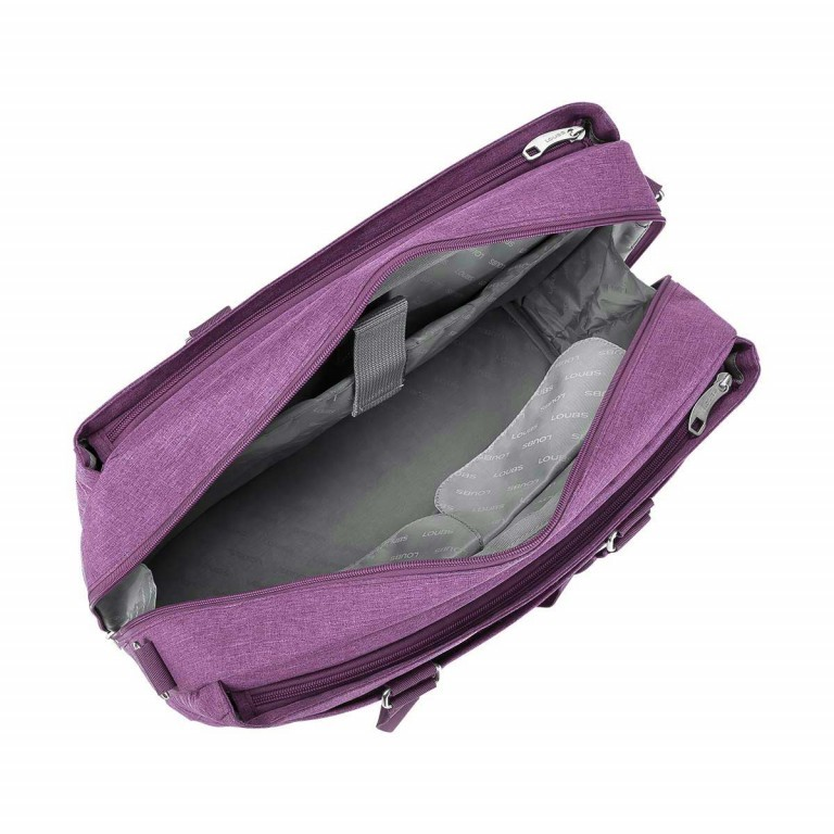 LOUBS Boardcase Townsville 41cm Lila, Farbe: flieder/lila, Manufacturer: Loubs, Dimensions (cm): 41.0x29.0x19.0, Image 3 of 4