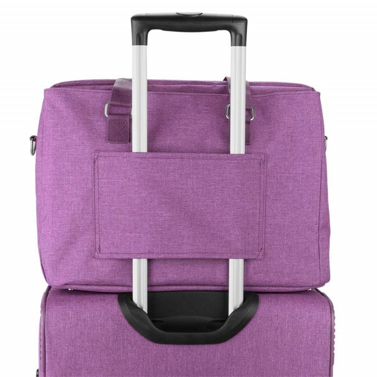 LOUBS Trolley Townsville 52cm Lila, Farbe: flieder/lila, Manufacturer: Loubs, Dimensions (cm): 38.0x52.0x20.0, Image 4 of 6