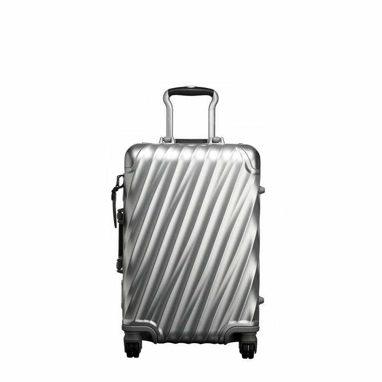 Tumi 19 Degree International Carry On 56cm 4Rollen, Farbe: schwarz, grau, metallic, Marke: Tumi, Abmessungen in cm: 35.5x56.0x23.0, Bild 1 von 1