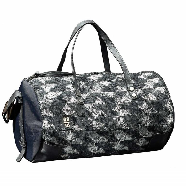 08|16 Almere Jant Bowlingbag Black, Farbe: schwarz, Marke: 08|16, EAN: 4053533454297, Abmessungen in cm: 30.0x17.0x16.0, Bild 1 von 1