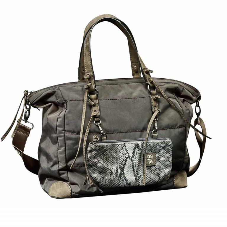 08|16 Zandvoort 2 Amalia Shopper M Mud, Farbe: braun, taupe/khaki, Marke: 08|16, EAN: 4053533455232, Bild 1 von 1