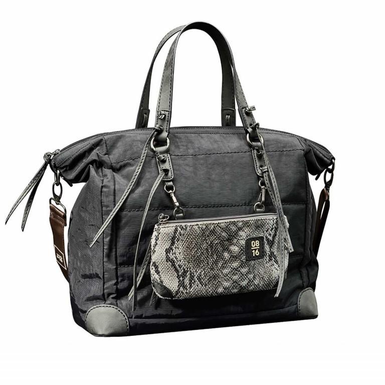 08|16 Zandvoort 2 Amalia Shopper M Black, Farbe: schwarz, Marke: 08|16, EAN: 4053533455249, Bild 1 von 1