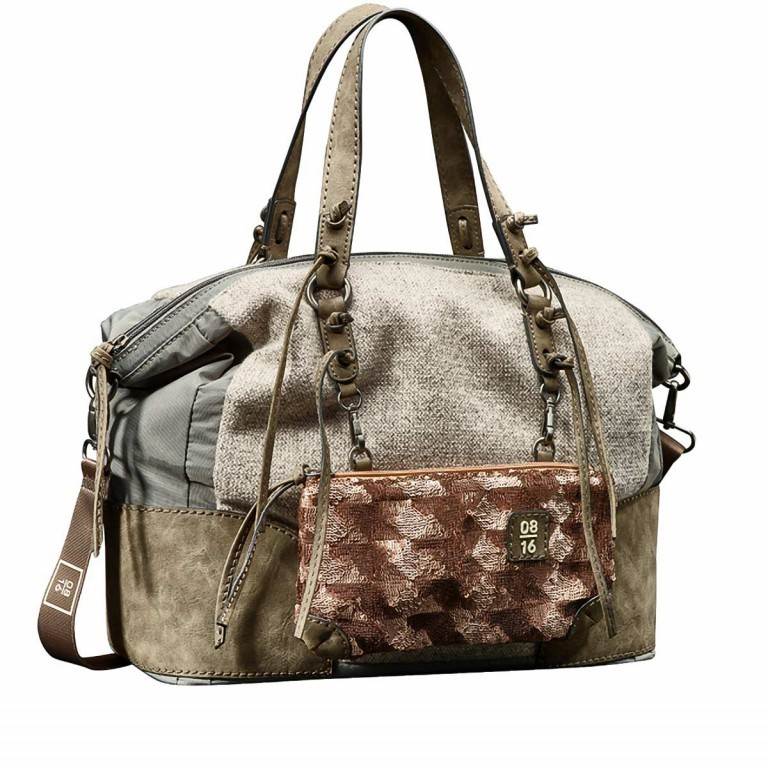 08|16 Zandvoort-Nacht Amalia Shopper Light-Grey, Farbe: grau, Manufacturer: 08|16, EAN: 4053533457816, Image 1 of 1