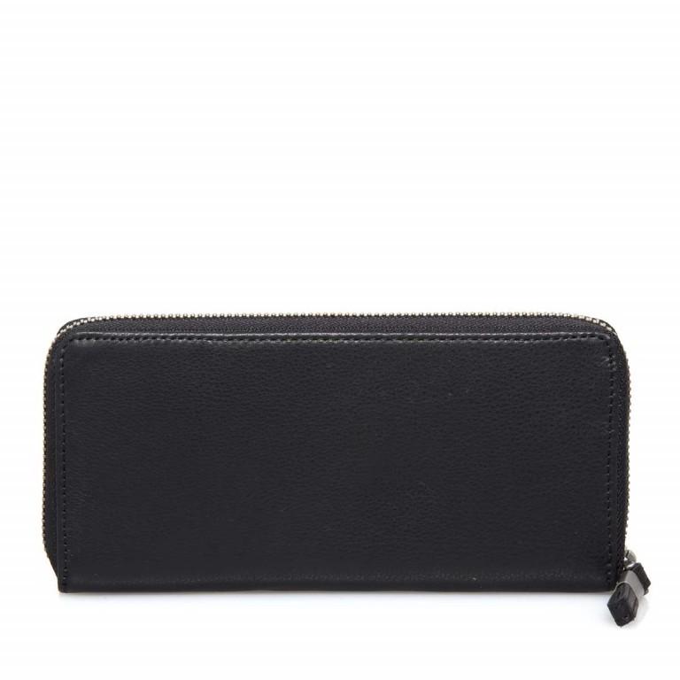 LIEBESKIND Vintage Sally 6 Börse Black, Farbe: schwarz, Marke: Liebeskind Berlin, EAN: 4051436837926, Abmessungen in cm: 20.0x10.0x2.5, Bild 3 von 3