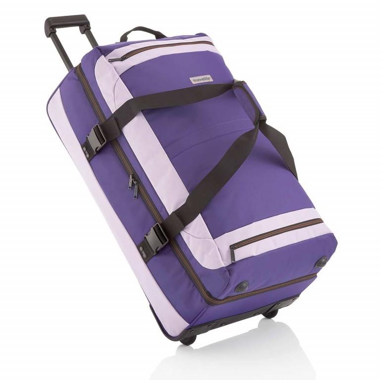 Travelite Basic Doppeldeckertrolley Reisetasche 94l 78cm Lila, Farbe: flieder/lila, Marke: Travelite, Abmessungen in cm: 40.0x78.0x30.0, Bild 1 von 2