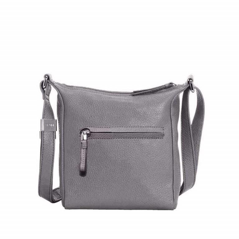 BREE Nola 1 Handtasche Leder Grau, Farbe: grau, Marke: Bree, Abmessungen in cm: 18.0x20.0x6.0, Bild 2 von 2