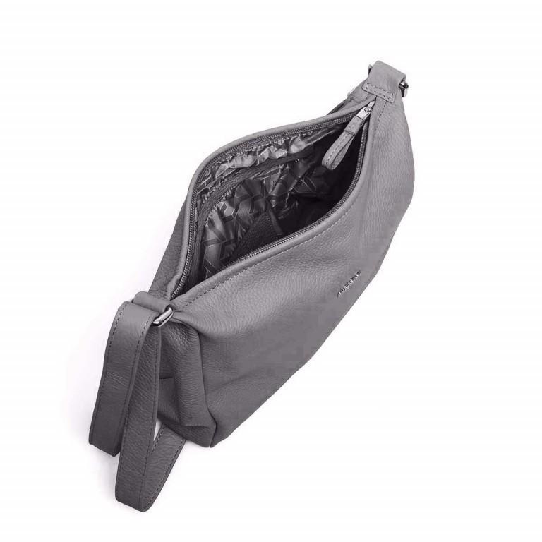 BREE Nola 2 Handtasche Leder Grau, Farbe: grau, Marke: Bree, Abmessungen in cm: 26.0x20.0x7.0, Bild 4 von 4
