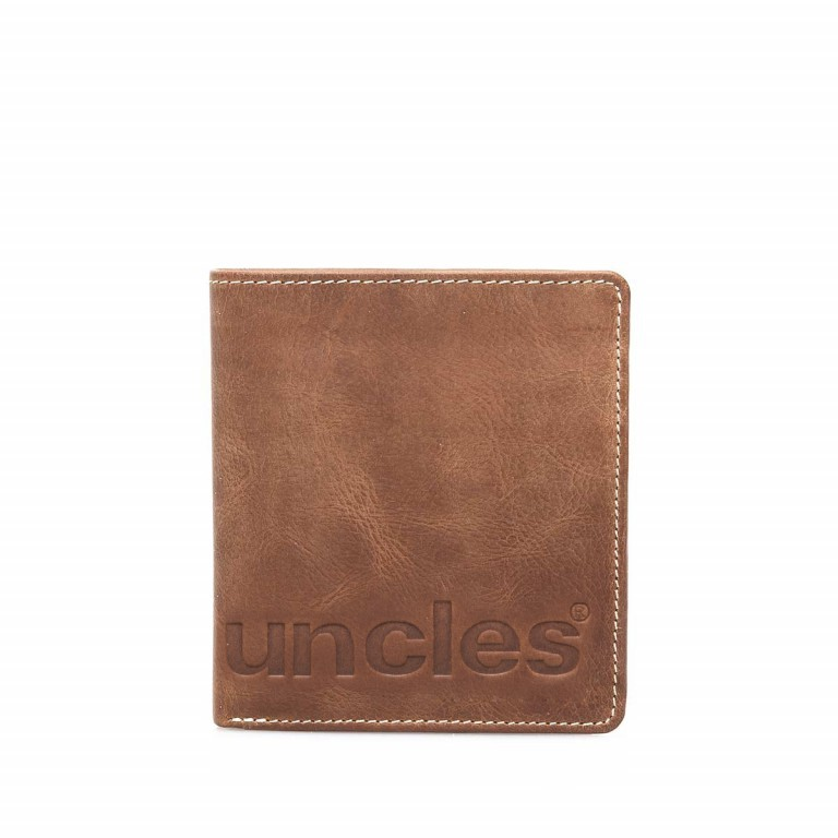 Aunts & Uncles Hunter Phil Leder Vintage Tan, Farbe: cognac, Marke: Aunts & Uncles, Abmessungen in cm: 10.5x12.0x2.0, Bild 1 von 3