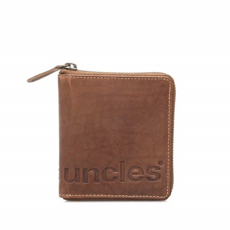 Aunts & Uncles Hunter George Leder Vintage Tan, Farbe: cognac, Marke: Aunts & Uncles, Bild 1 von 2