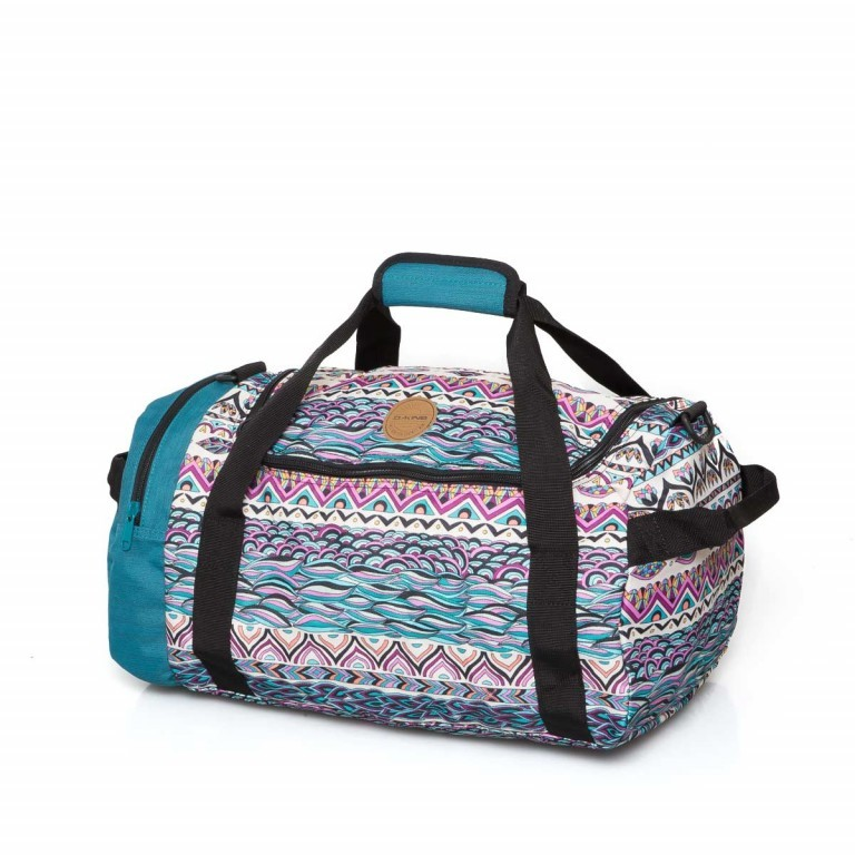 Dakine EQ Bag Small 31l Reise-/Sporttasche Rhapsody II Lilac Petrol, Farbe: flieder/lila, Marke: Dakine, EAN: 0610934042559, Abmessungen in cm: 48.0x25.0x28.0, Bild 1 von 3