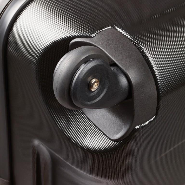 Samsonite Koffer/Trolley Velocita 49584 Spinner 55 Black, Farbe: schwarz, Marke: Samsonite, Abmessungen in cm: 40.0x55.0x20.0, Bild 4 von 6