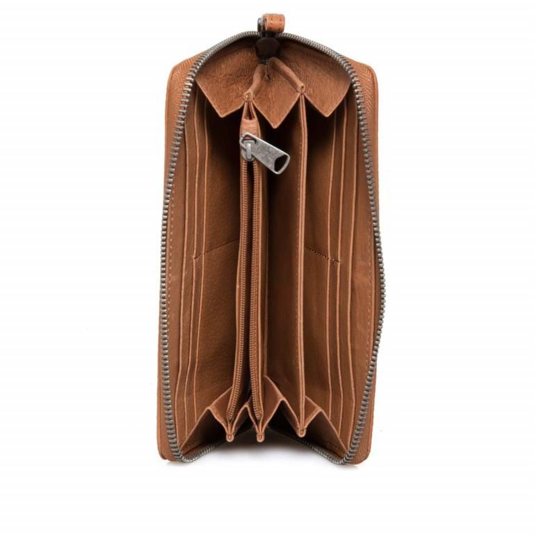 LIEBESKIND Vintage Sally 6 Börse Cognac, Farbe: cognac, Marke: Liebeskind Berlin, EAN: 4051436837933, Abmessungen in cm: 20.0x10.0x2.5, Bild 2 von 3
