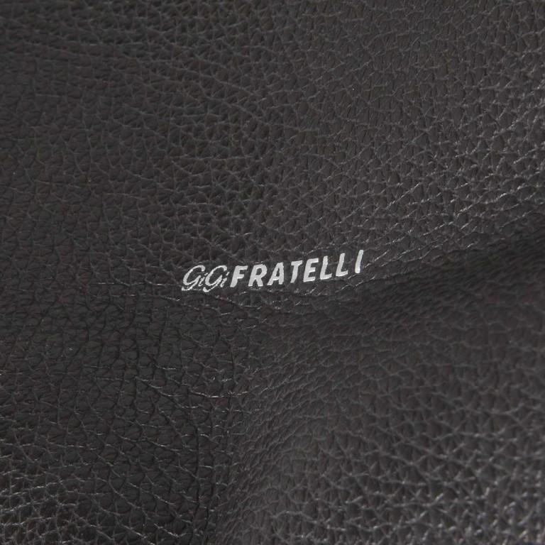 GiGi FRATELLI Romance 8007 Business Shopper Rubino, Farbe: rot/weinrot, Marke: Gigi Fratelli, Abmessungen in cm: 43.0x35.0x12.0, Bild 4 von 7