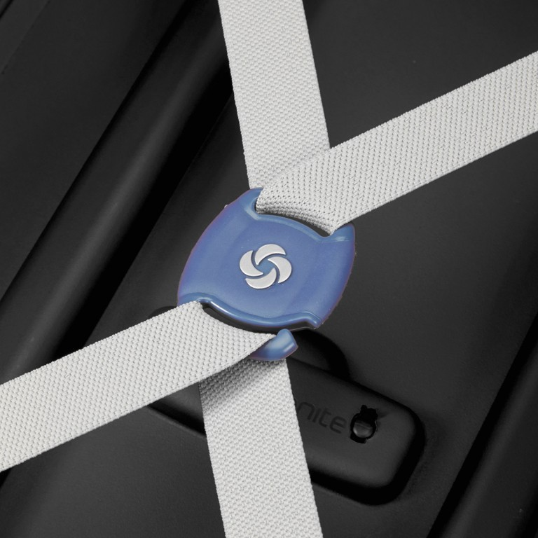 Samsonite S´Cure 49307-1041 Spinner 69cm Black, Farbe: schwarz, Marke: Samsonite, Abmessungen in cm: 49.0x69.0x29.0, Bild 4 von 5