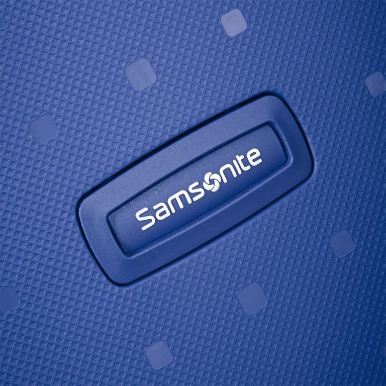 Samsonite S´Cure 49308-1247 Spinner 75cm Dark Blue, Farbe: blau/petrol, Marke: Samsonite, Abmessungen in cm: 52.0x75.0x31.0, Bild 5 von 5