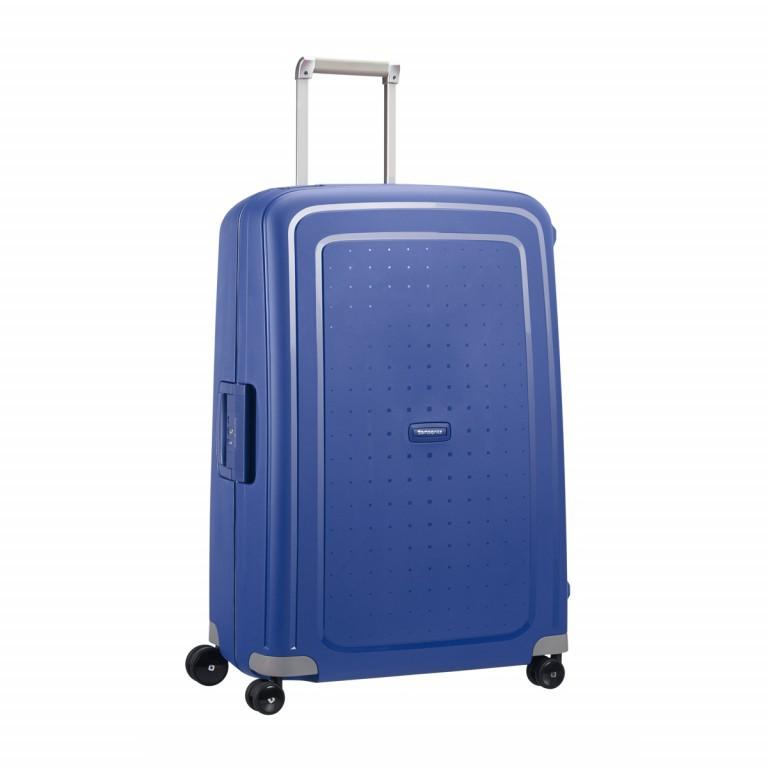 Samsonite S´Cure 49307-1247 Spinner 69cm Dark Blue, Farbe: blau/petrol, Marke: Samsonite, Abmessungen in cm: 49.0x69.0x29.0, Bild 1 von 5