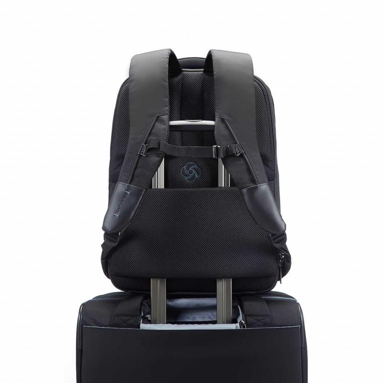 "Samsonite Spectrolite 55695 Laptop Bachpack 17.3"" Black, Farbe: schwarz, Manufacturer: Samsonite, Image 5 of 6"