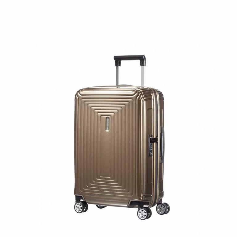 Samsonite Koffer/Trolley Neopulse 65752 Spinner 55 Metallic Sand, Farbe: braun, Marke: Samsonite, Abmessungen in cm: 40.0x55.0x20.0, Bild 1 von 2