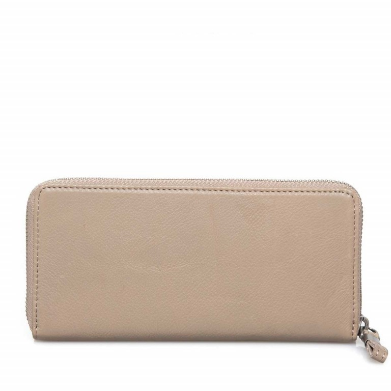 LIEBESKIND Vintage Sally 6 Börse Stone, Farbe: taupe/khaki, Manufacturer: Liebeskind Berlin, EAN: 4051436837940, Dimensions (cm): 20.0x10.0x2.5, Image 3 of 3