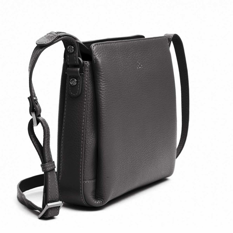 Adax Cormorano 229892 Tasche Dark Grey, Farbe: grau, Marke: Adax, EAN: 5705483182551, Abmessungen in cm: 23.0x22.0x8.0, Bild 2 von 3