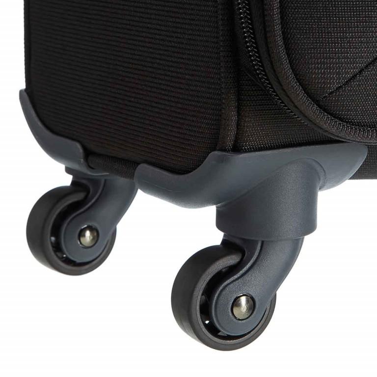 Samsonite Koffer/Trolley Base Hits 59143 Spinner 55 Black, Farbe: schwarz, Marke: Samsonite, Abmessungen in cm: 40.0x55.0x20.0, Bild 4 von 6
