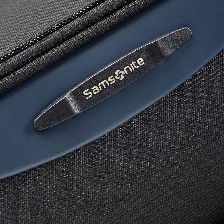 Samsonite Base Hits 59143 Spinner 55 Black, Farbe: schwarz, Marke: Samsonite, Abmessungen in cm: 40.0x55.0x20.0, Bild 5 von 6