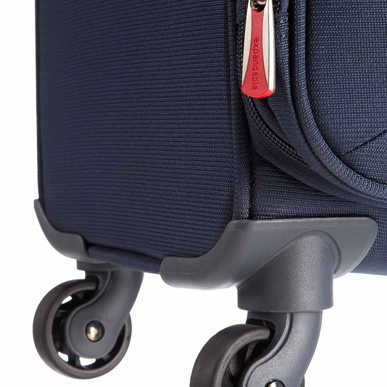 Samsonite Base Hits 59144 Spinner 66 Expandable Navy Blue, Farbe: blau/petrol, Marke: Samsonite, Bild 4 von 6