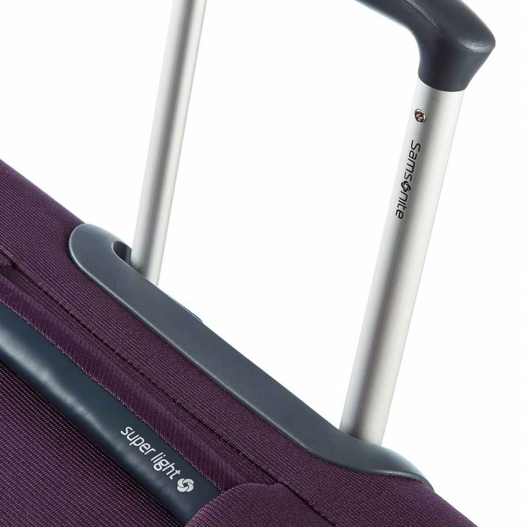 Samsonite Base Hits 59144 Spinner 66 Expandable Purple, Farbe: flieder/lila, Manufacturer: Samsonite, Image 3 of 6