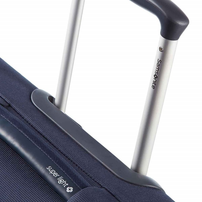 Samsonite Base Hits 59145 Spinner 77 Expandable Navy Blue, Farbe: blau/petrol, Manufacturer: Samsonite, Image 3 of 5
