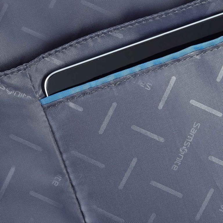 """Samsonite Vectura 59223 Bailhandle M 16"""" Sea Grey, Farbe: grau, Marke: Samsonite, Abmessungen in cm: 43.5x33.0x13.5, Bild 7 von 7"""