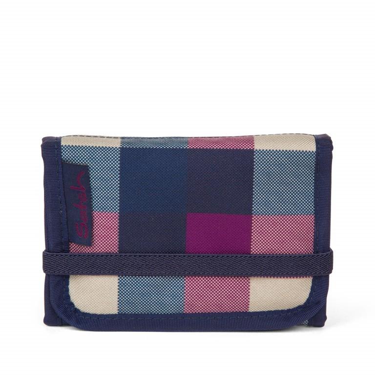 Satch Geldbeutel Berry Carry, Farbe: flieder/lila, Marke: Satch, EAN: 4260217198693, Abmessungen in cm: 13.0x8.5x2.0, Bild 1 von 4