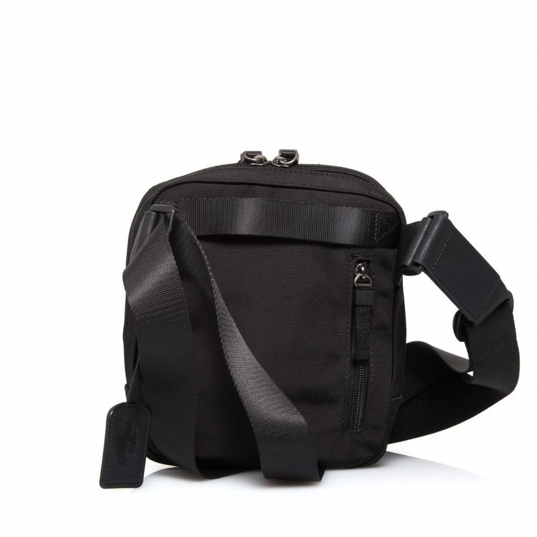LEONHARD HEYDEN Soho RV-Umhängetasche S Schwarz, Farbe: schwarz, Marke: Leonhard Heyden, EAN: 4025307701234, Abmessungen in cm: 18.0x21.0x6.0, Bild 4 von 5