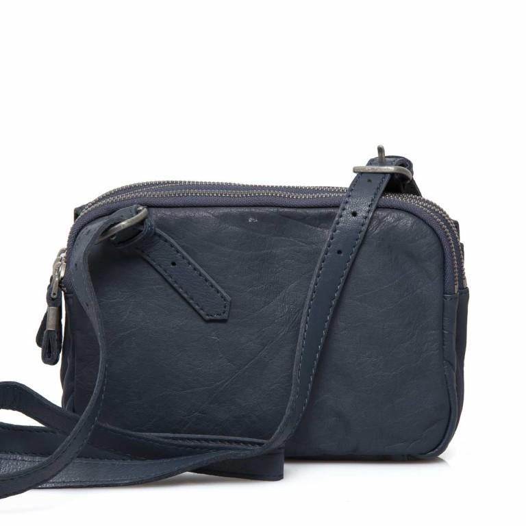 LIEBESKIND Vintage Maike 6 Tasche Dark Blue, Farbe: blau/petrol, Marke: Liebeskind Berlin, EAN: 4051436837810, Abmessungen in cm: 23.0x17.0x7.0, Bild 5 von 5