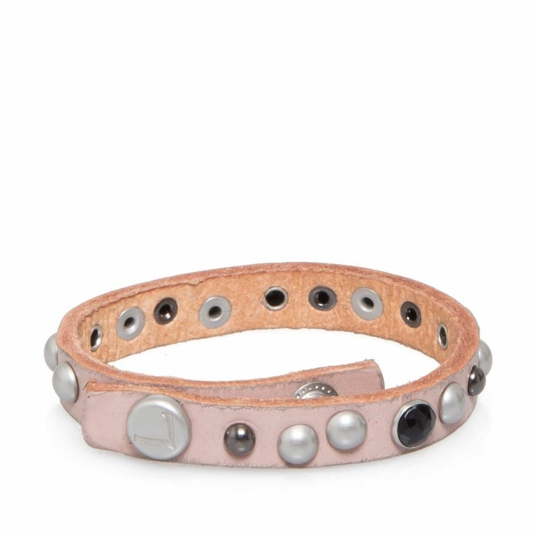 LIEBESKIND LKB 216 Armband Powder Rose, Farbe: rosa/pink, Marke: Liebeskind Berlin, EAN: 4051436854121, Bild 1 von 1