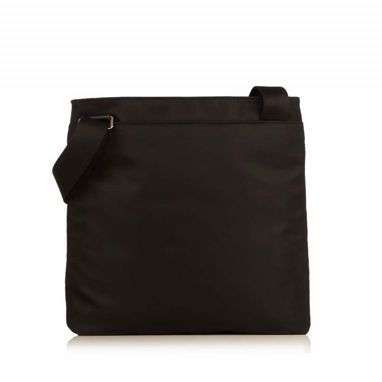 Knomo Umhängetasche Mayfair Tilney Schwarz, Farbe: schwarz, Marke: Knomo, Abmessungen in cm: 21.0x24.0x2.0, Bild 2 von 3