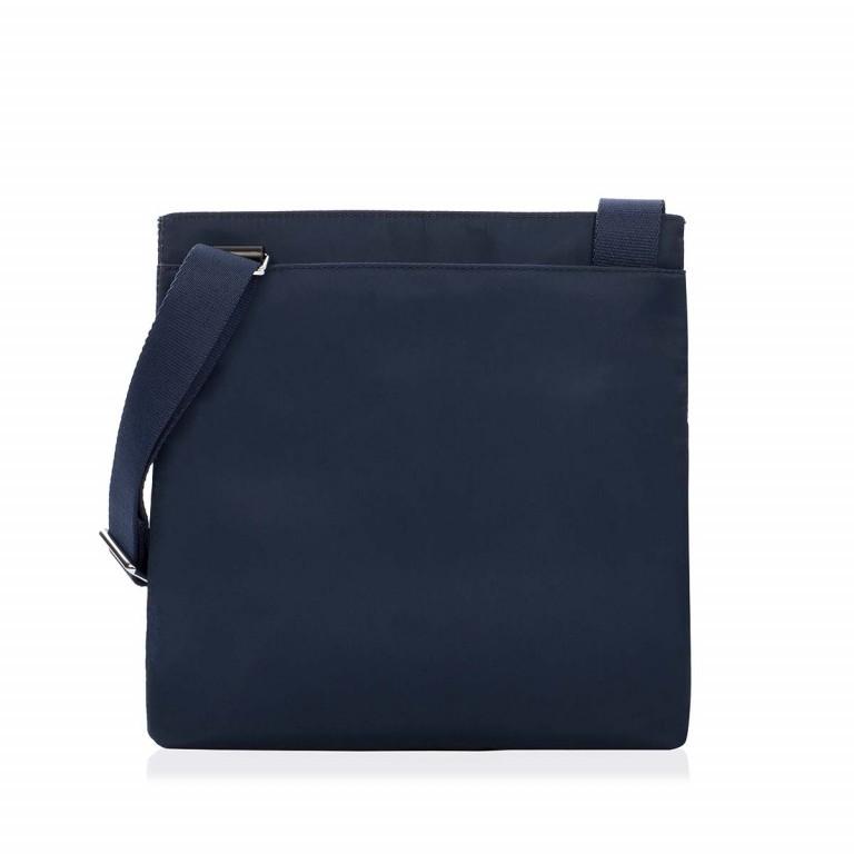Knomo Umhängetasche Mayfair Tilney Blau, Farbe: blau/petrol, Marke: Knomo, Abmessungen in cm: 21.0x24.0x2.0, Bild 2 von 3